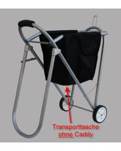 Abnehmbarer Transporttasche für Alu-Sattelcaddy