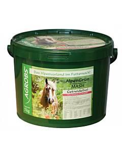 Agrobs Alpengrün Mash 5 kg Eimer