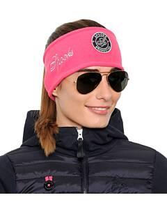 SPOOKS Headband Sequin Pink