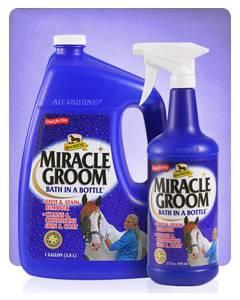 Absorbine Miracle Groom®