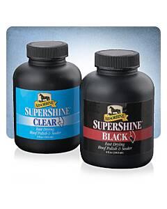 ABSORBINE SuperShine Hoof Polish® Hufblack