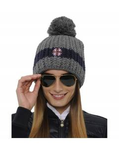 SPOOKS Hat Stripe Grey/Navy