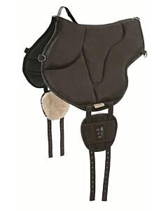 Barefoot® Ride-On-Pad / Bareback Pad Schwarz oder Braun